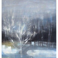 'Frost' oil on canvas SOLD