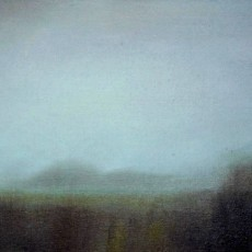 'November 1' oil on canvas 12.5x18cm SOLD